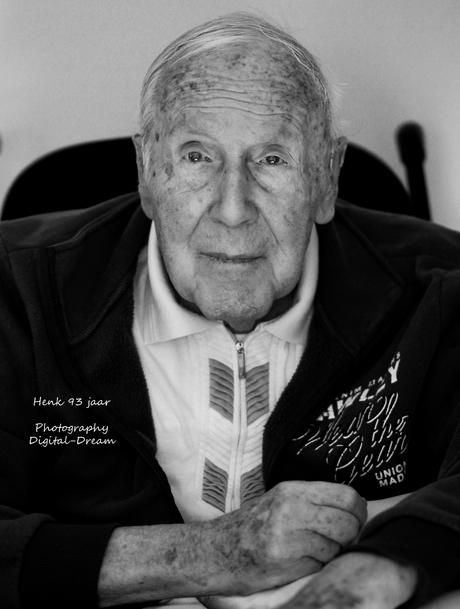 Henk, 93 jaar