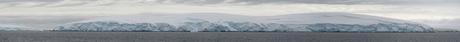 Antarctica, eilanden vol ijs