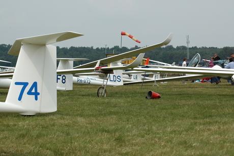 NK Zweefvliegen in Terlet 2009