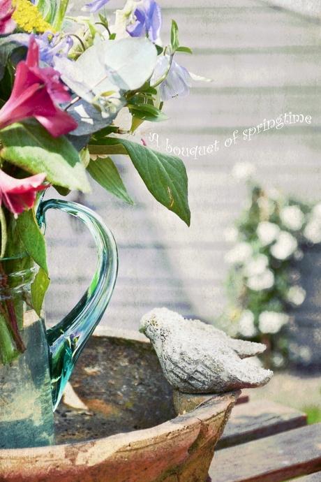 A bouquet of springtime