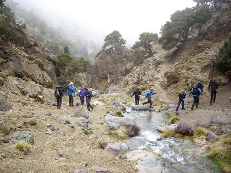 Tocht naar de Toubkal in Marokko