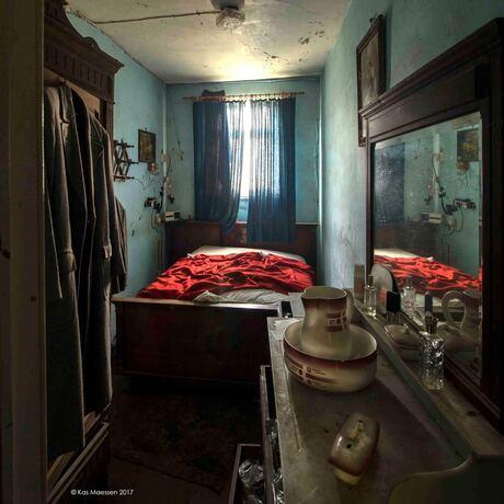 vergeten slaapkamer 2