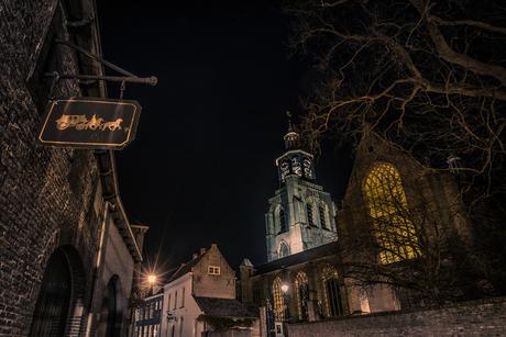 St. Gertrudiskerk in Bergen op Zoom