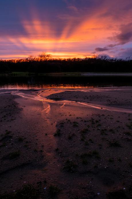 Sunset in Seroos
