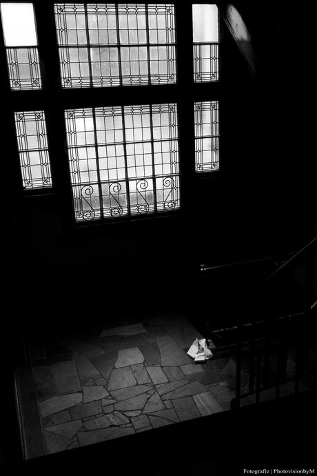 Old school window