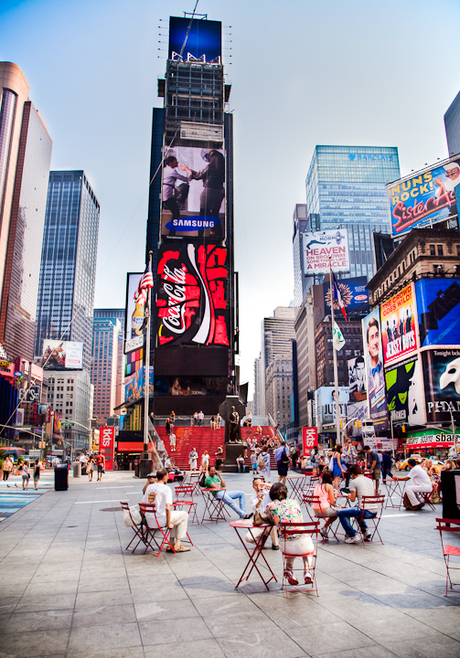 """""""Summertime @ Time Square"""""""