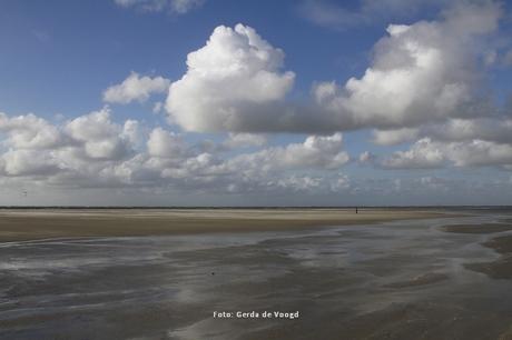 Wolkenstrand Schiermonnikoog