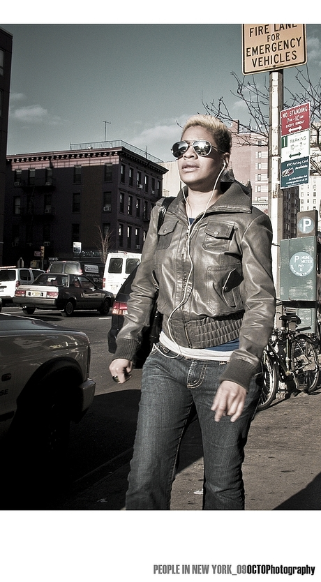 People in New York 09