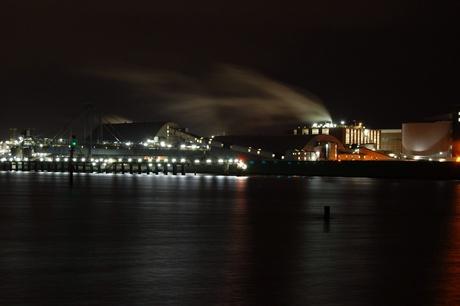 Chemiepark @ Night