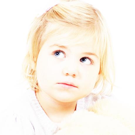 Little princess......