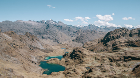 Heart of the Andes