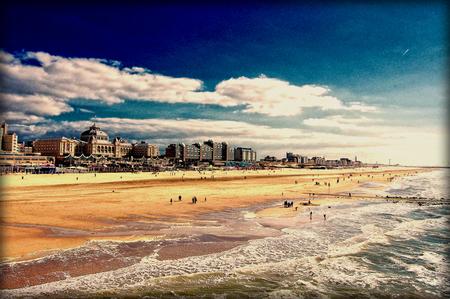 Scheveningen - Scheveningen - foto door thuban op 09-05-2010 - deze foto bevat: strand, zee, scheveningen, kurhaus, Den Haag