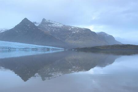 Fjallsárlón - - - foto door wd1956 op 19-12-2018 - deze foto bevat: ijsland, ijsschotsen, Fjallsarlon