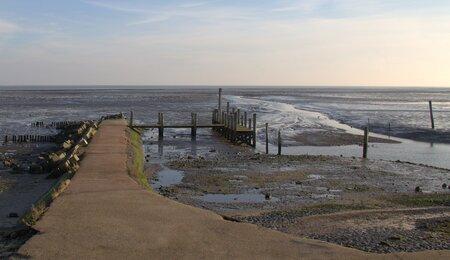 De waddenzee - De waddenzee bij Texel - foto door joselokzandvliet op 10-04-2021 - locatie: Texel, Nederland - deze foto bevat: water, wolk, lucht, ecoregio, kust- en oceanische landvormen, hout, strand, horizon, landschap, windgolf