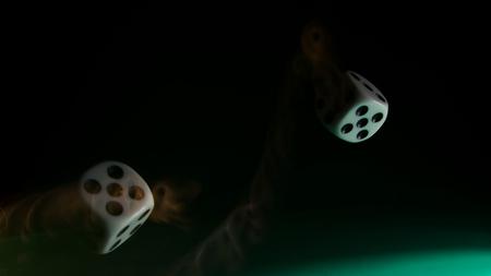 dice - - - foto door rakus op 07-10-2015 - deze foto bevat: abstract, dobbelsteen, pentax k3
