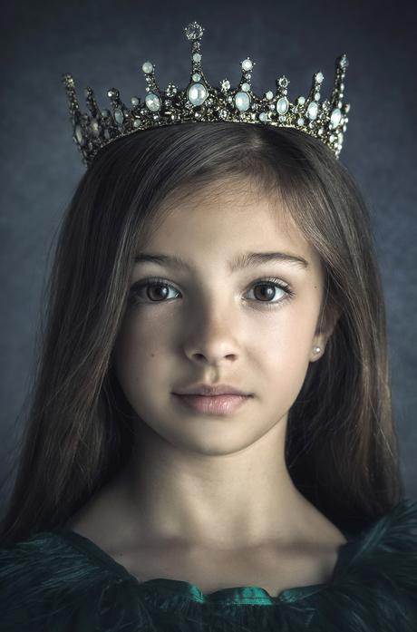 Een koninklijke foto van 'prinses' Eloise-Marie