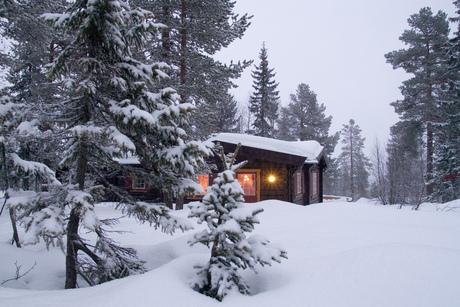 Trysil hytte