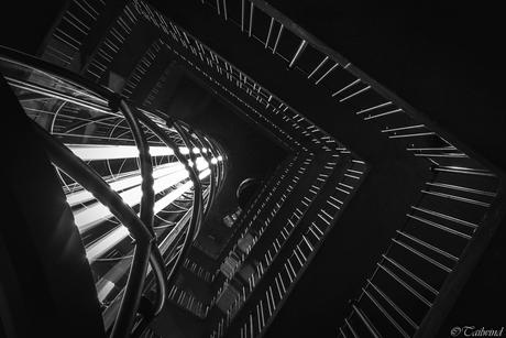 Elevated Stairway