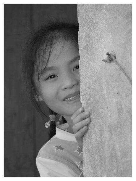 Meisje Vietnam