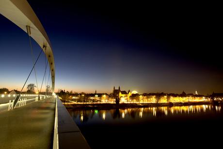 Zicht op Maastricht