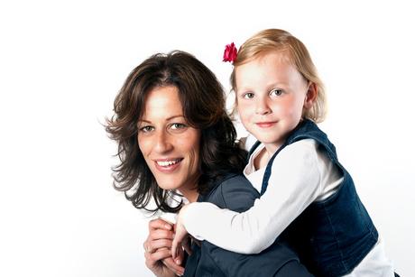 Moeder en dochter 1