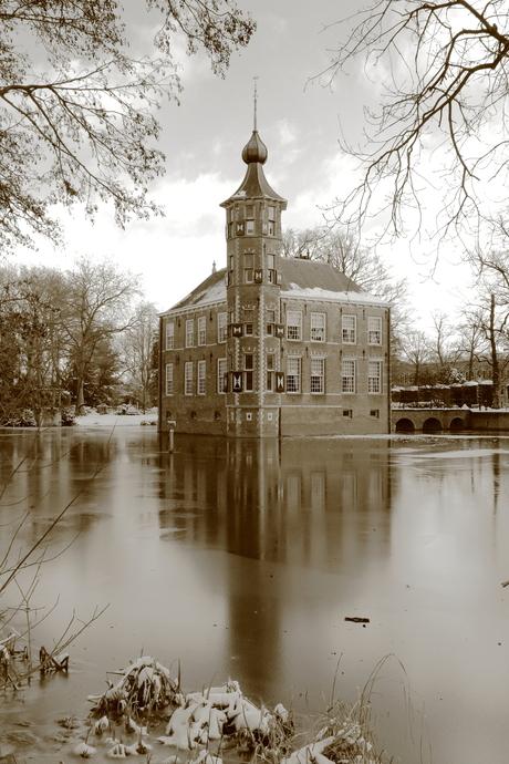 Kasteel Bouvigne Breda winter 2021