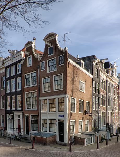 Amsterdam Reguliers Gracht centrum