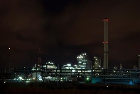 . . . Antwerp by night III . . .