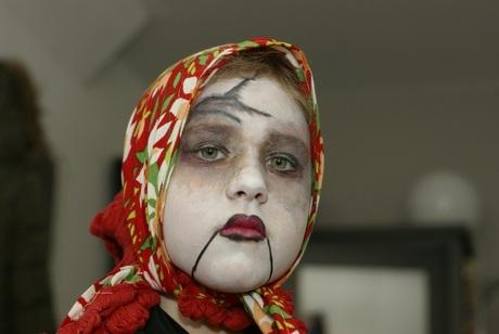 Zo dochter zo Zombie