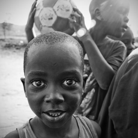 African Boy