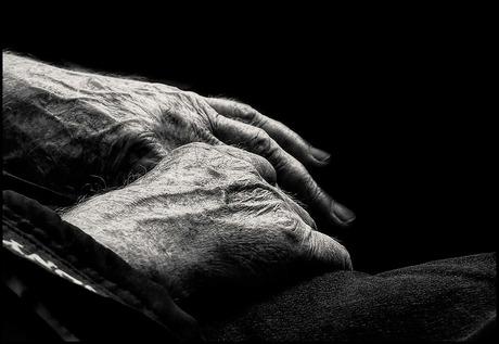 werkloze handen................