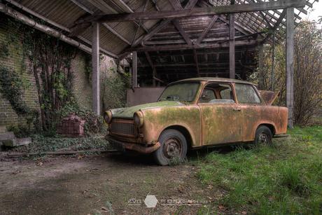 lost Trabant