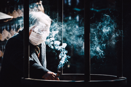 Release the smoke