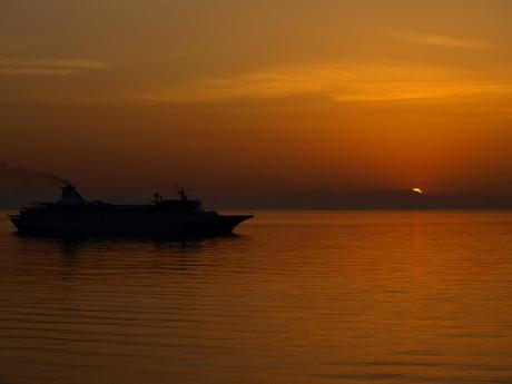 Sunrise Rhodos