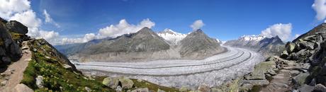 Zwitserland Aletschgletscher