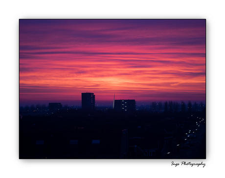 6 januari, 's morgens in alle vroegte