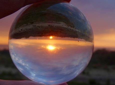 Wat zegt mijn kristallen bol?