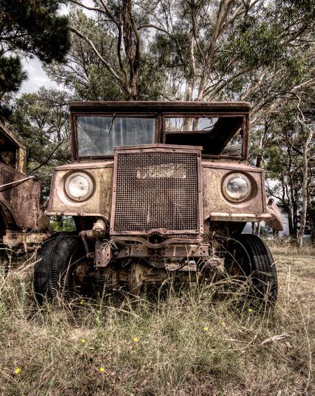Junkyard urbexalia 4 - Maart 2011 kwam in in Australië dit cadeautje tegen. - foto door daanoe op 12-04-2011 - deze foto bevat: auto, urban, australie, verlaten, vervallen, australia, urbex, graveyard, exploring, junkyard, daanoe