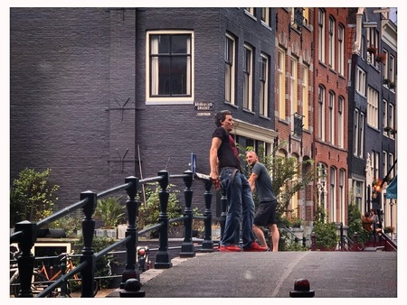 fullsizeoutput_3ea2 - Amsterdam in Corona tijd - foto door ria_bierman op 29-12-2020 - deze foto bevat: portret, photoshop, polaroid, urban exploring