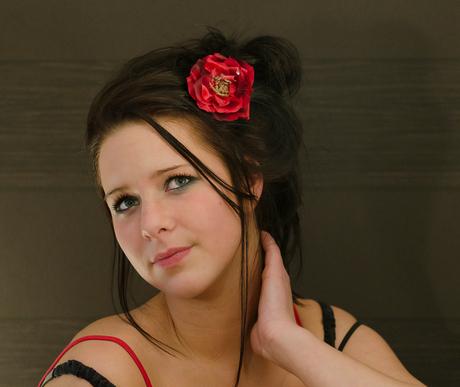 Nadia beauty poging 2