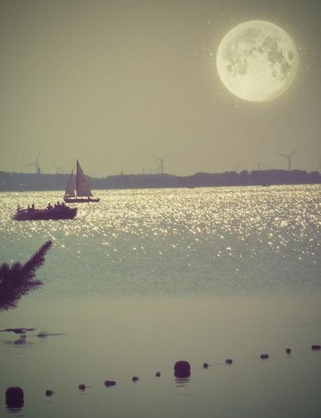 Zon, Maan en Windmolens