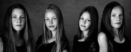 vier meiden   zwaag   2017