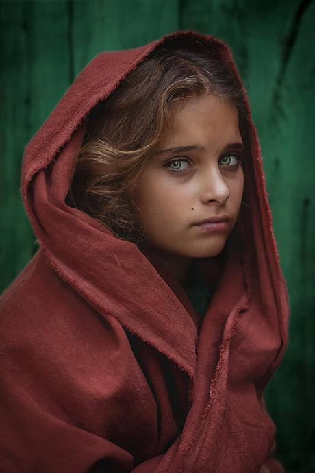 Afghan Girl 2020