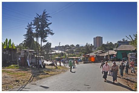 Addis-abeba - dagelijks leven