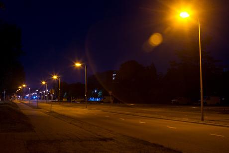 Sciencepark by night