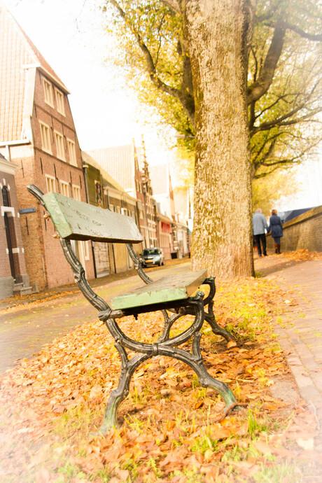 Herfst in Enkhuizen