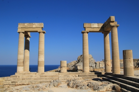 Akropolis Lindos, Rhodos
