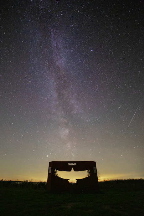Melkweg Lauwersmeer