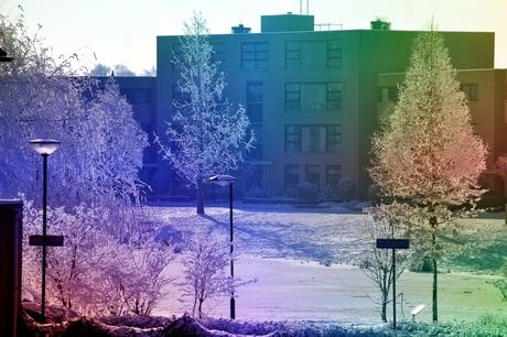 Winterfoto.