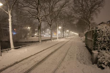Winter in Hoogland